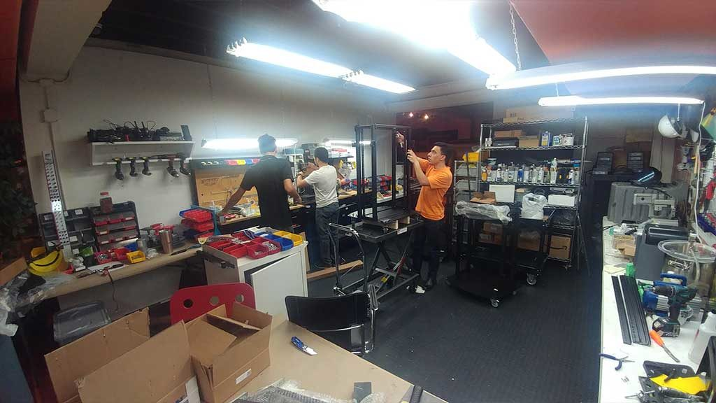 production florida manufacturing assembly prototyping industrial design